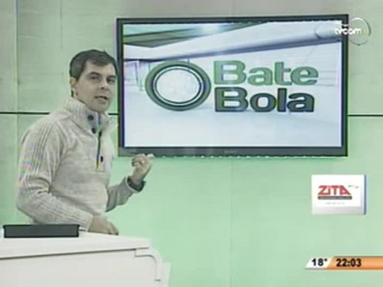Bate Bola - 2ºbloco - 01.06.14