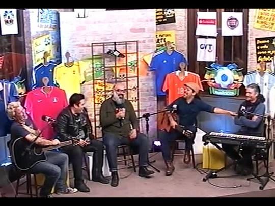 Programa do Roger - Bar dos Fanáticos: Neto Fagundes e Hique Gomes - Bloco 4 - 16/06/2014