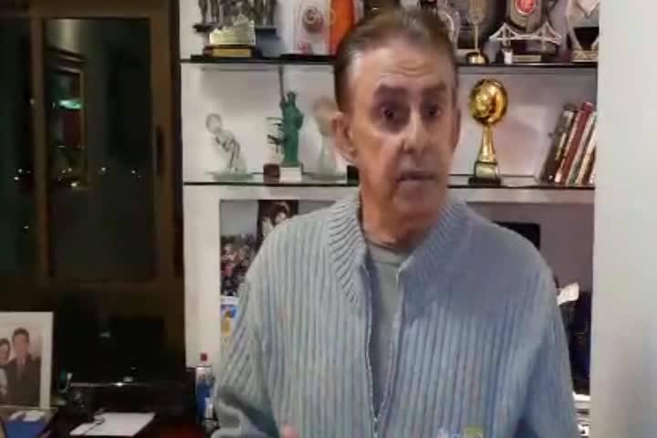 """Roberto Alves: \""""Com Brasil e Alemanha, tudo pode acontecer\"""""""