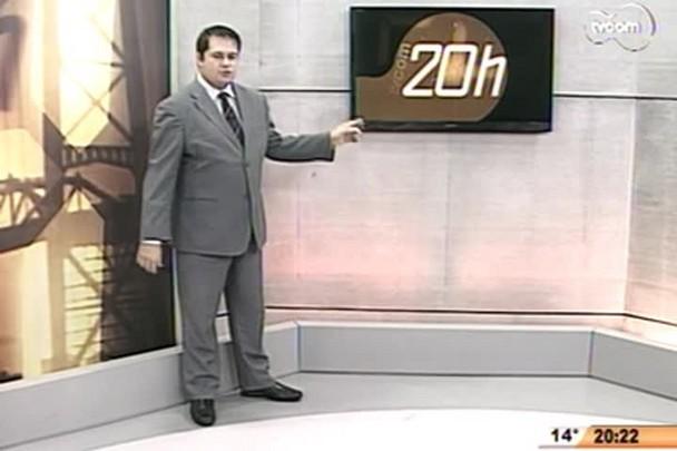 TVCOM 20 Horas - Trevo de Forquilinhas - 2º Bloco - 05/08/14