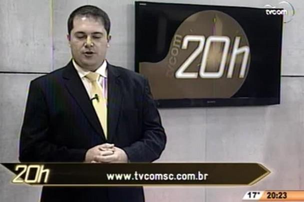 TVCOM 20 Horas - Fazenda identificou 45 empresas com irregularidades - 2º Bloco - 15/08/14