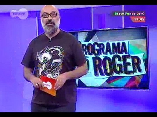 Programa do Roger - The First Limbo - Bloco 1 - 09/09/2014