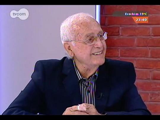 Mãos e Mentes - Radialista, apresentador de TV e narrador Celestino Valenzuela - Bloco 4 - 14/09/2014