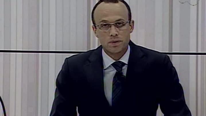 Conversas Cruzadas - Entrevista com candidato ao Senado Alan Alves Moreira (PMN) - 1ºBloco - 26.09.14