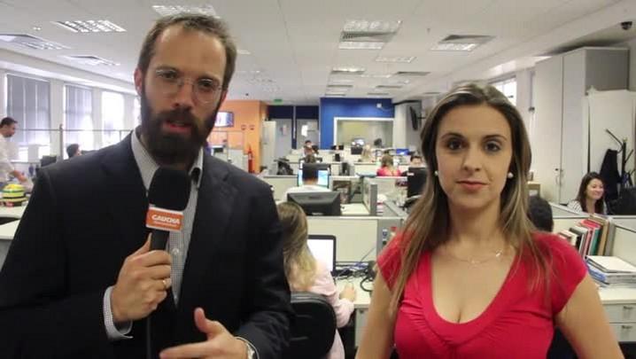 Daniel Scola e Kelly Matos apresentam a cobertura de Eleições da Gaúcha