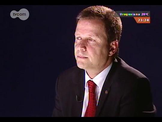 Mãos e Mentes - Vice-presidente do Conselho Federal da OAB e advogado Claudio Lamachia - Bloco 2 - 19/10/2014