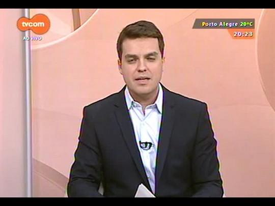TVCOM 20 Horas - Operação policial desmembra quadrilha que comandava dentro de penitenciária - 06/11/2014