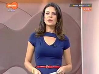 TVCOM 20 Horas - Porto Alegre tem oito atropelamentos em um único dia - 24/11/2014