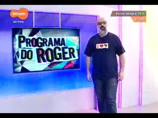 Programa do Roger - Cine Clube, estreias de cinema - Bloco 1 - 28/11/2014