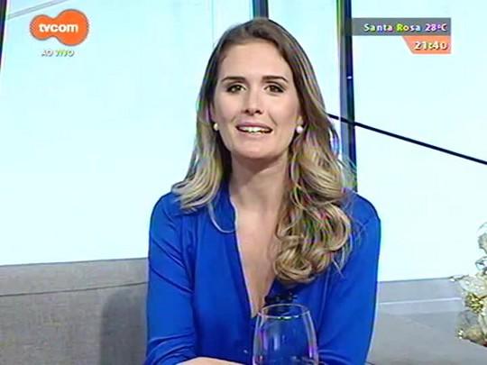 TVCOM Tudo Mais - Maitê Proença estrela campanha de coleção de joias em Porto Alegre