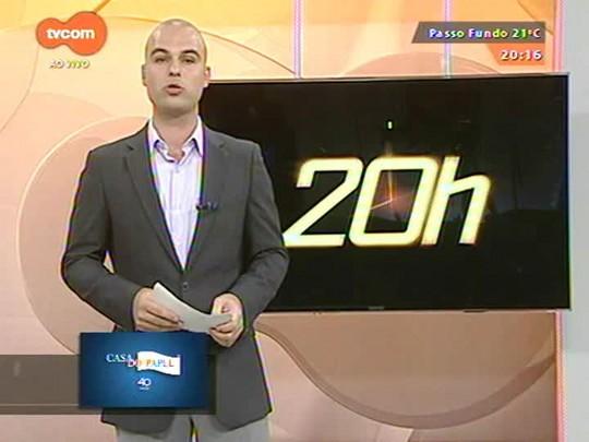 TVCOM 20 Horas - Em vigor a medida que penaliza estabelecimentos comerciais que não detalham impostos - 02/01/2015