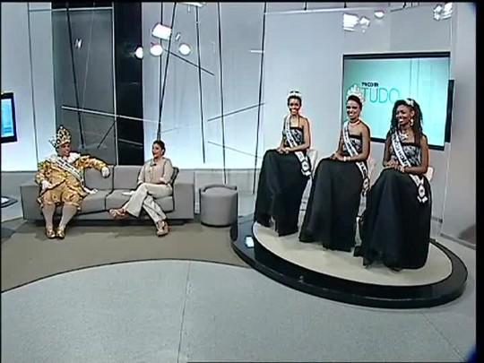 TVCOM Tudo Mais - Conheça a corte do Carnaval 2015 de Porto Alegre