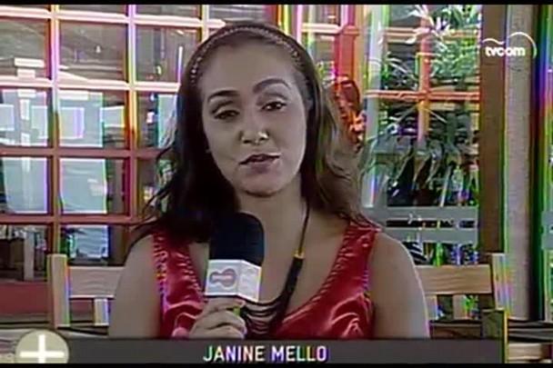 TVCOM Tudo+ - Especial no Restaurante Rosso: saúde e beleza - 27.02.15