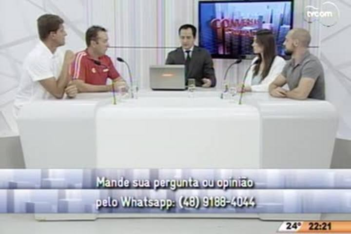 Conversas Cruzadas - Florianópolis é líder em saúde e bem estar - 2º Bloco - 17.04.15