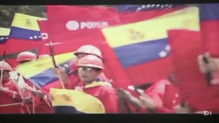 Propaganda oficial: Televisão venezuelana transmite apenas comerciais do governo