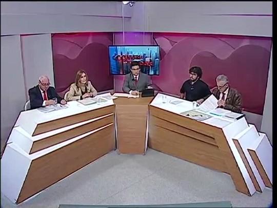 Conversas Cruzadas - Debate sobre logradouros batizados com o nome de envolvidos no regime militar - Bloco 1 - 29/04/15