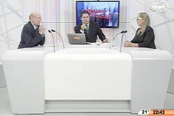 Conversas Cruzadas - Morte do senador Luiz Henrique da Silveira - 3º Bloco - 11.05.15