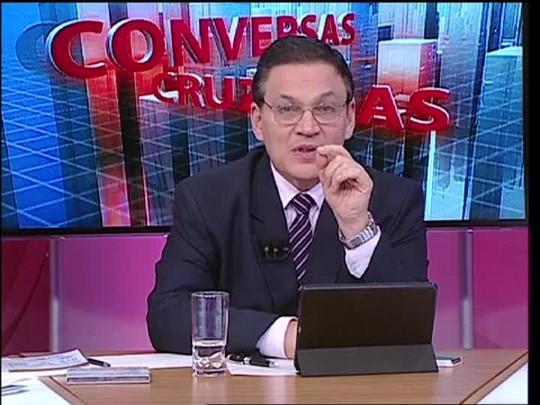 Conversas Cruzadas - Debate sobre os investimentos em cultura no Estado - Bloco 4 - 01/06/15