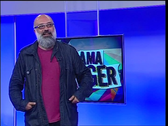 Programa do Roger - Capitão Rodrigo - Bloco 2 - 04/06/15