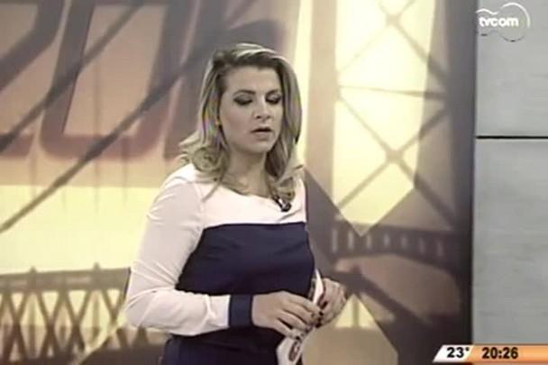 TVCOM 20 Horas - Feriadão de Corpus Christi registra ao menos 21 mortes no trânsito em SC - 08.06.15