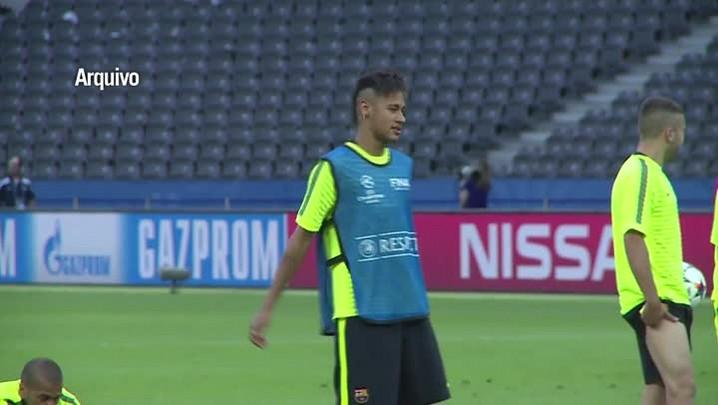 Brasil não vai recorrer da suspensão de quatro jogos de Neymar