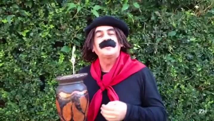 Guri de Uruguaiana fala sobre a saudade de Nico Fagundes