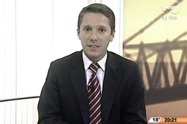 TVCOM 20 Horas - Prefeita de São José faz um balanço da administração - 09.07.15
