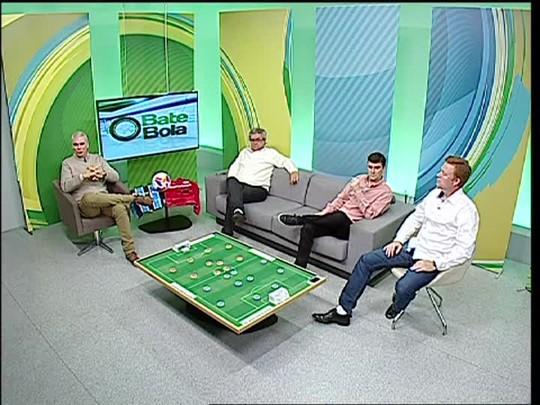 Bate Bola - 13ª rodada do brasileirão - Bloco 1 - 12/07/15