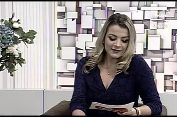 TVCOM Tudo+ - Tendências de vestido de noiva para quem vai se casar no inverno - 16.07.15