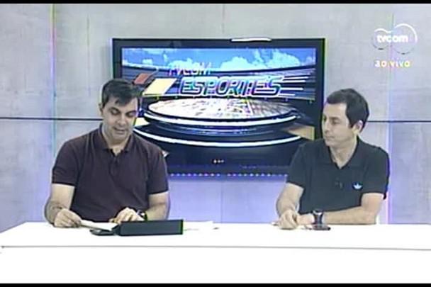TVCOM Esportes. 4ºBloco. 28.08.15