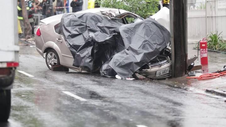 Moradores pedem melhor sinalização em local de acidente com mortes