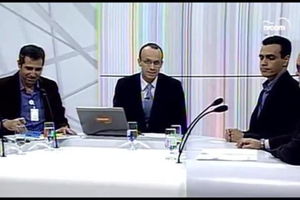 TVCOM Conversas Cruzadas. 3º Bloco. 15.10.15