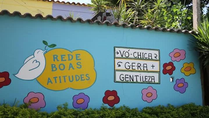 Caminho do Bem - Projeto Vó Chica