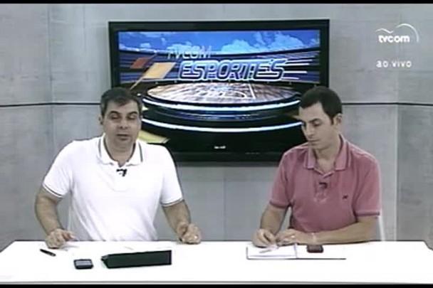 TVCOM Esportes. 2º Bloco. 29.01.16