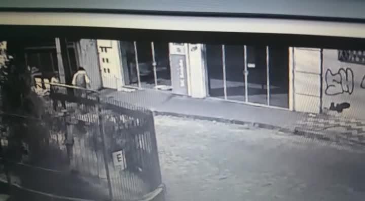 Ladrões arrombam centro do SC Saúde em Blumenau