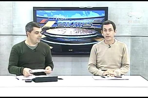 TVCOM Esportes. 1º Bloco. 03.05.16