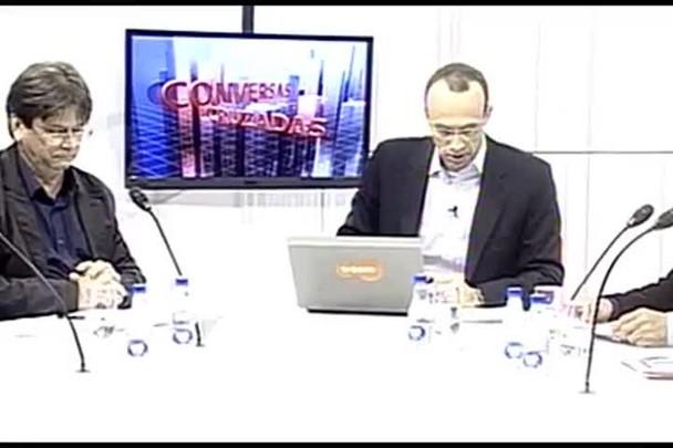 TVCOM Conversas Cruzadas. 2º Bloco. 10.06.16