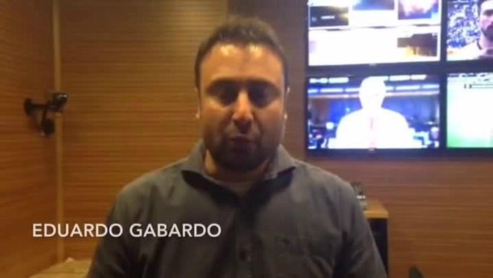 Eduardo Gabardo comenta chances do Grêmio contra a Chapecoense
