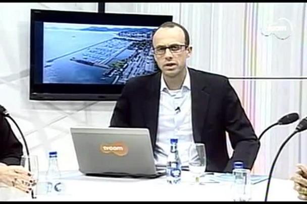 TVCOM Conversas Cruzadas. 4º Bloco. 29.07.16