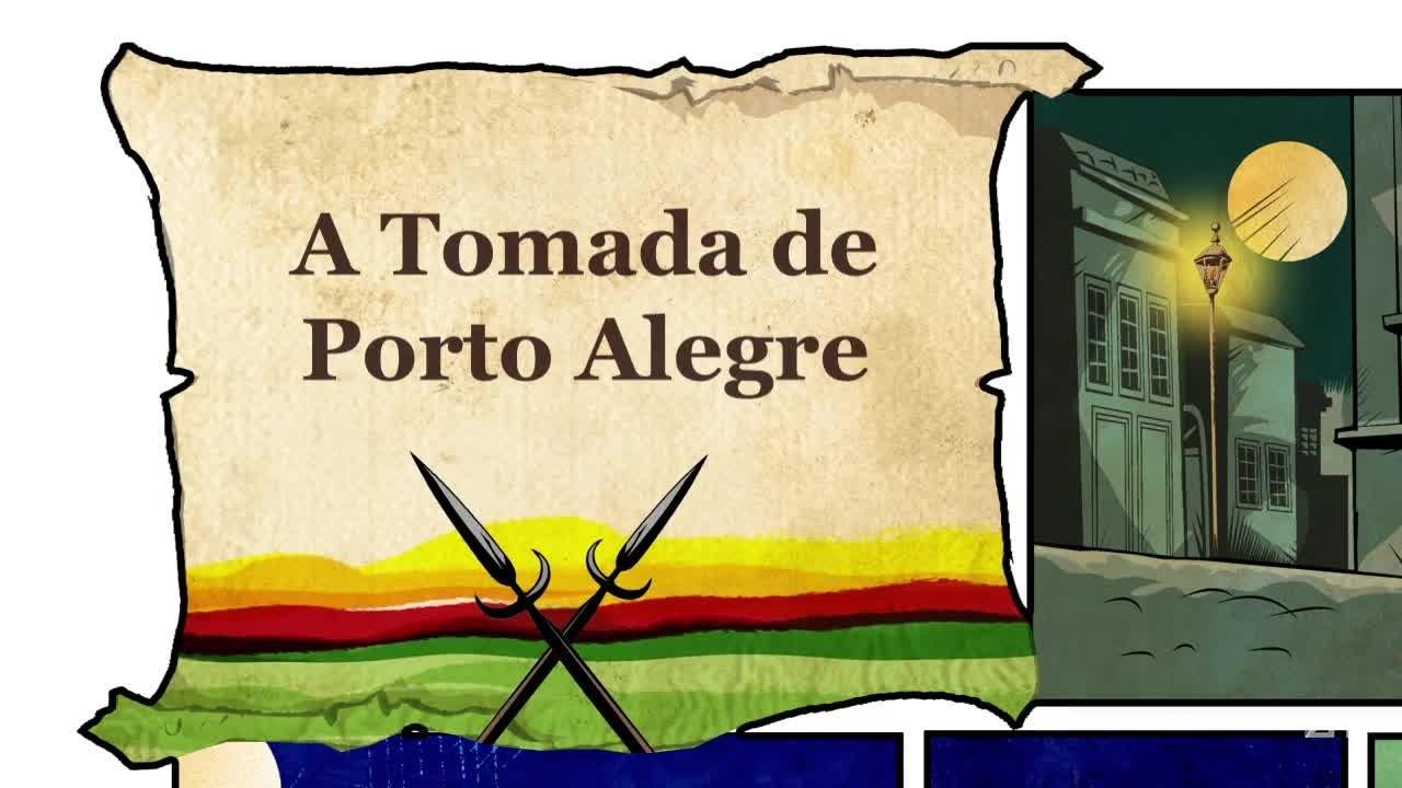 A Tomada de Porto Alegre
