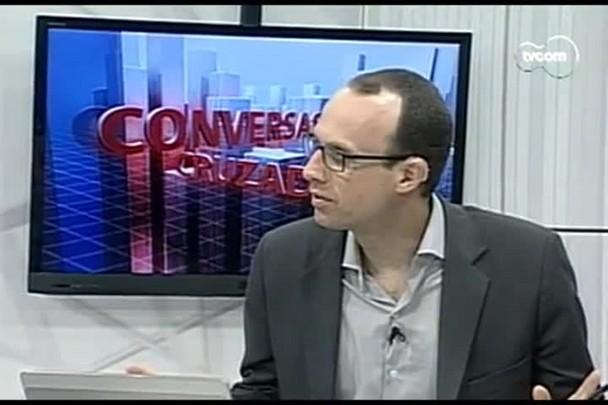 TVCOM Conversas Cruzadas. 3º Bloco. 23.09.16