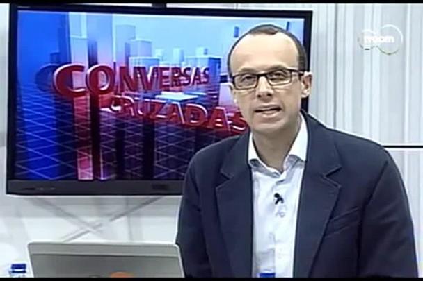 TVCOM Conversas Cruzadas. 4º Bloco. 26.09.16