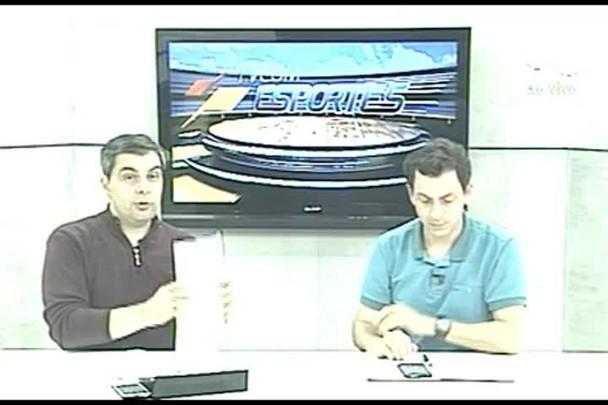TVCOM Esportes. 2º Bloco. 07.10.16