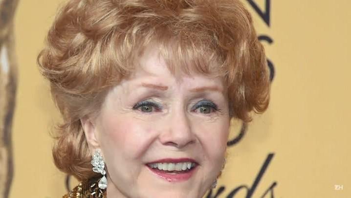 Debbie Reynolds morre um dia depois da filha, Carrie Fisher