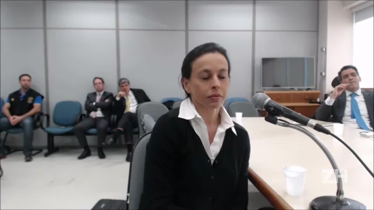 Depoimento de Adriana Ancelmo ao juiz Sergio Moro – parte 1