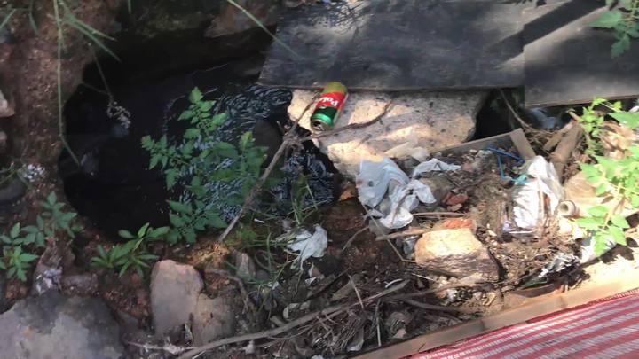 Buraco na calçada do Hospital Conceição preocupa moradores da região