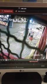 Homem é agredido com caneco de chope