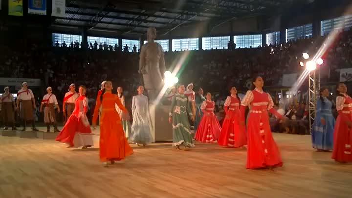 CTG Rancho da Saudade fez o show de abertura do 27º Enart