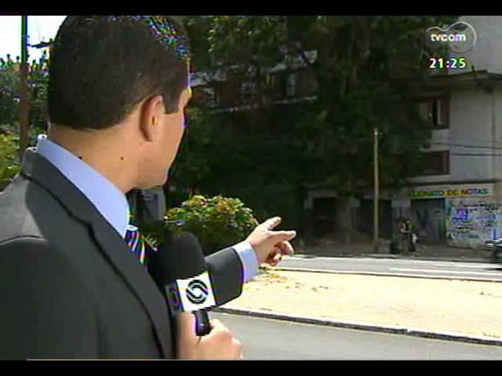 TVCOM Tudo Mais - Grafite para evitar pichações