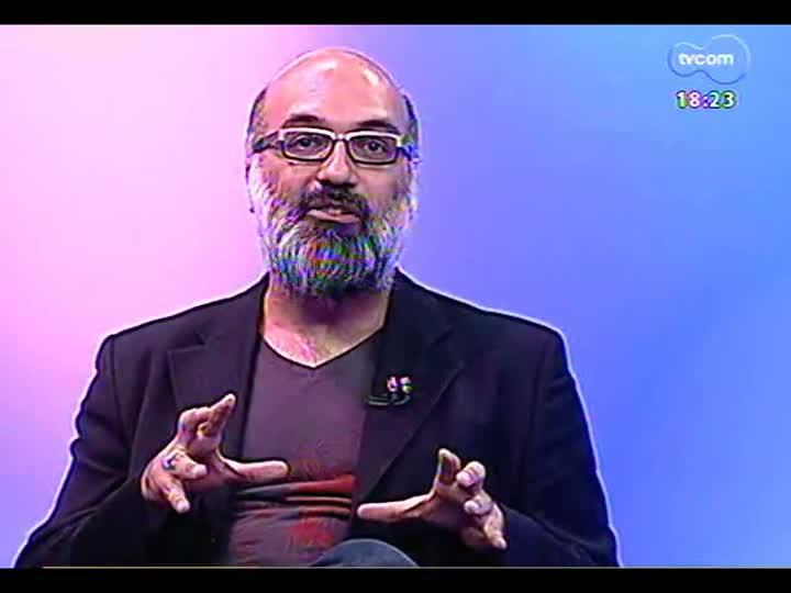 Programa do Roger - Entrevista com Gustavo Fogaça sobre o documentário \'ACasaElétrica.doc\' - bloco 4 - 26/03/2013